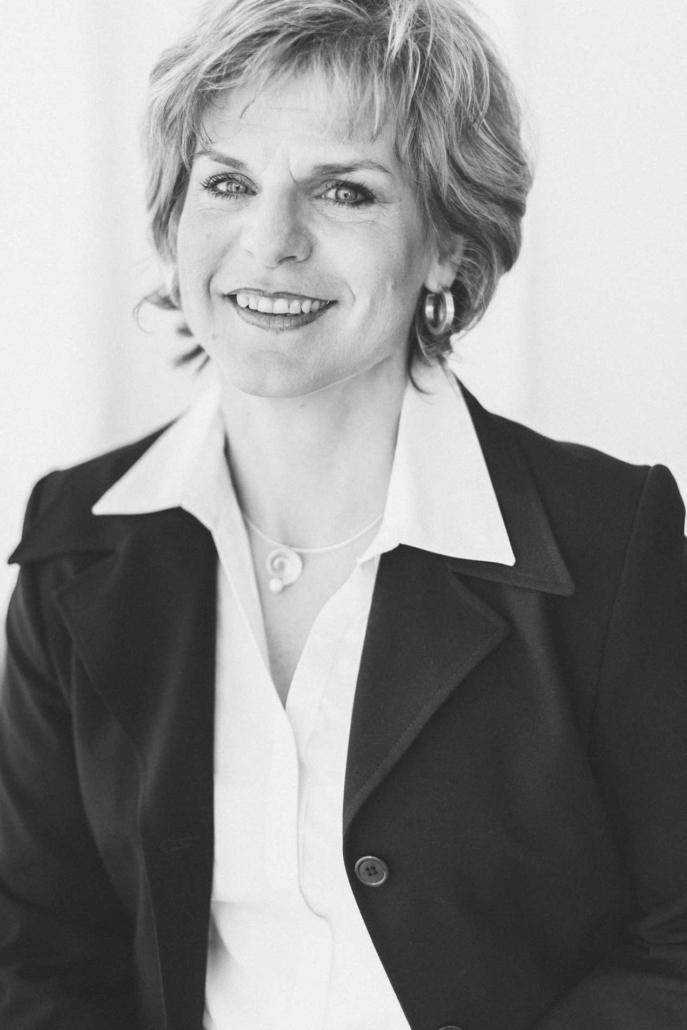 Christine Geisenberger, Leitung Kundenbetreuung bei saatundsonders